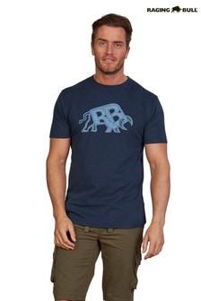 Raging Bull Blue Bull T-Shirt