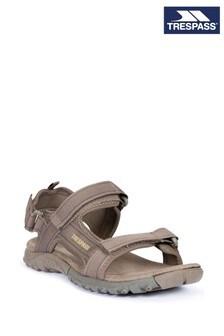 Trespass Brown Alderley - Male Walking Sandals