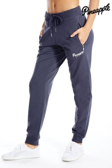 Pantalon de jogging skinny Pineapple zippé
