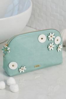 Flowers Make-Up Bag