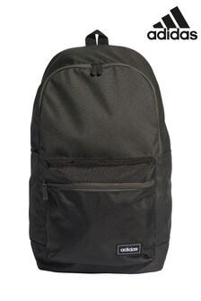 adidas Khaki liten logo ryggsäck