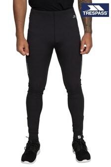 Trespass Black Jaxon - Male Active Trousers