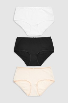 Cotton Rich Knickers Seven Pack