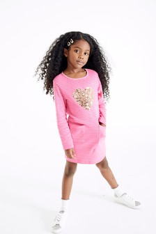 Long Sleeve Dress (3-16yrs)