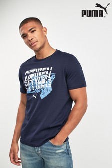 Puma® Manchester City FC Tee