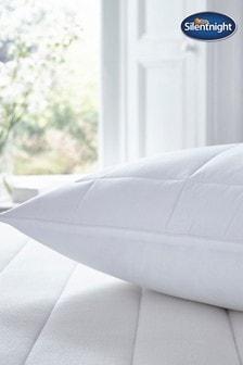Silentnight雲朵圖案奢華枕頭