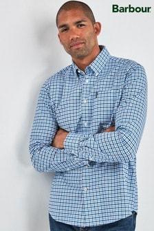 قميص أزرق مربعات منBarbour