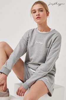 Hype. Co-ord Shorts And Crew Loungewear Set