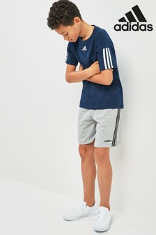 adidas Essential 3 Stripe Short