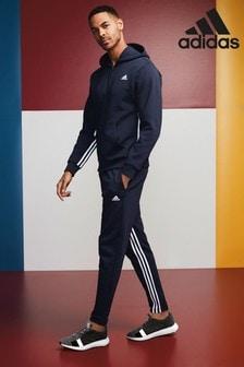 מכנסי טרנינג עם 3 פסים של adidas דגם Must Have