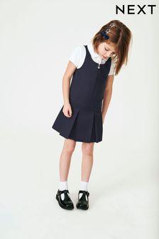 Šatová sukňa so zipsom (3 – 14 rok.)