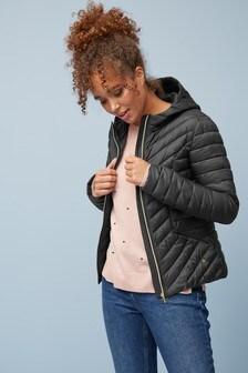 Складывающаяся куртка с капюшоном