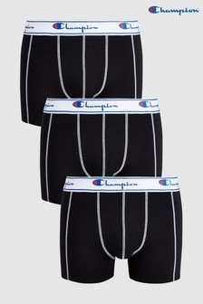 Champion Boxers Three Pack