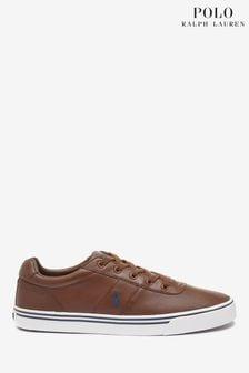 נעלי ספורט של Polo Ralph Lauren® דגם Hanford מעור