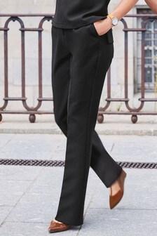 Текстурированные брюки от комплекта