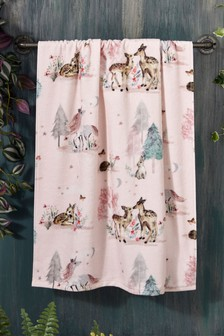 Enchanted Forest Towels
