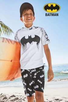 Batman® Badeshorts (3-12yrs)