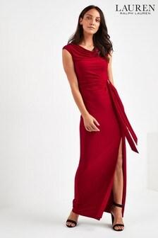 Lauren Ralph Lauren® rode Shayla jurk
