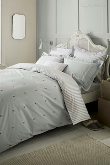 Sophie Allport Bees Cotton Duvet Cover and Pillowcase Set