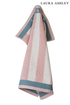 Laura Ashley Heritage Collectables Blush Terry Towel
