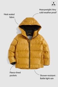 Fleece Lined Padded Jacket (3-16yrs)
