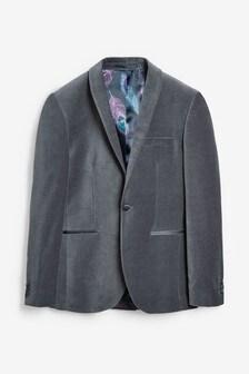 Velvet Jacket (330098) | $125