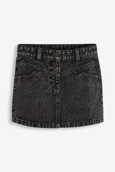 Denim Western Skirt (3-16yrs)
