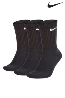 Nike Everyday Cushion Crew Training Socks Three Pack