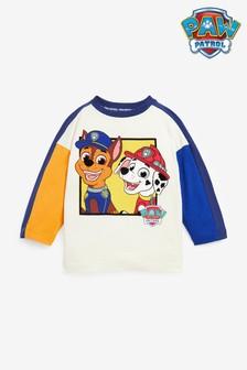 Long Sleeve License T-Shirt (3mths-8yrs)