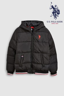 U.S. Polo Assn. Padded Jacket