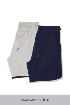 Jersey Shorts Two Pack