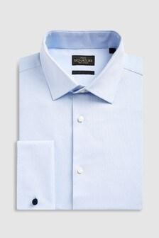 Signature Textured Shirt