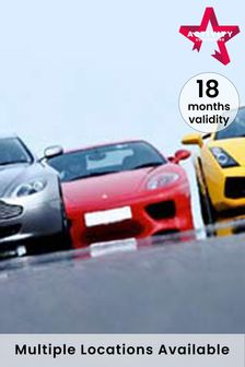 Supercar Drive Choice Gift Experience by Activity Superstore
