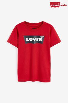 """Футболка с рукавами """"летучая мышь"""" Levi's® Kids"""