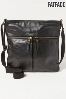 FatFace Black Amy Cross Body Bag