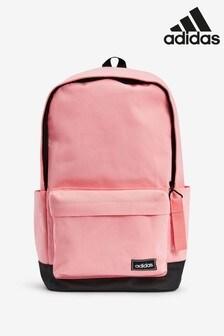 Sac à dos adidas rose à petit logo