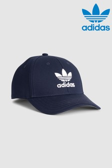 Темно-синяя классическая бейсболка adidas Originals