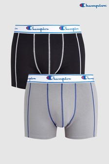 Champion Boxers Two Pack