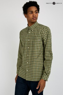 Pretty Green Cheadle Check Shirt