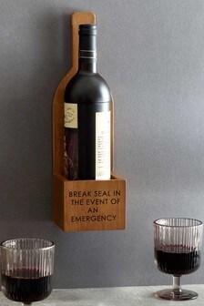 Wall Wine Bottle Holder