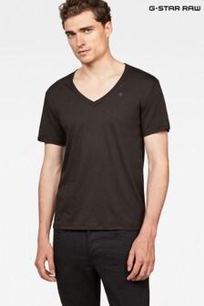 G-Star グレーベース HTR Tシャツ 2 枚組