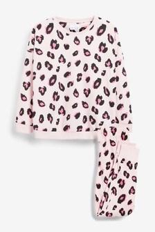 Теплая пижама (3-16 лет)