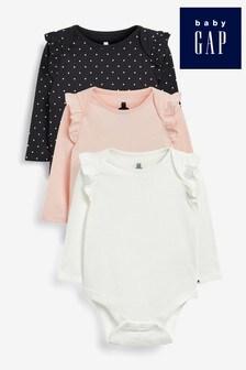 Набор из трех розовых пижамGap