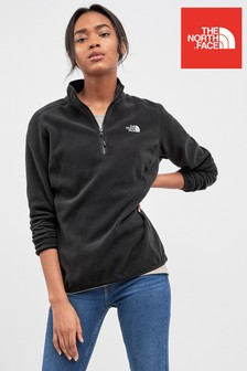 The North Face® 100 Glacier 1/4 Zip Fleece