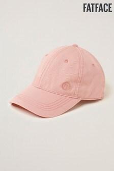 FatFace Pink Womens Plain Baseball Cap