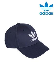 adidas Originals海軍藍經典棒球帽