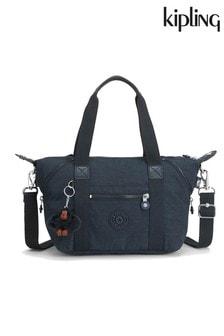 Kipling Navy Art Mini Rich Handbag