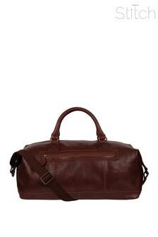 Кожаная сумка Made By Stitch Shuttle