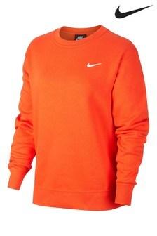 Nike Sportswear Essential Fleece-Rundhalspullover