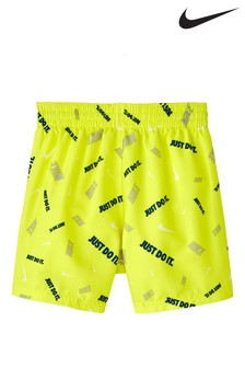 Nike Confetti Badeshorts, 4 Zoll
